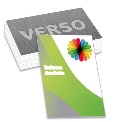 Personnaliser Et Commander Carte De Visite 55x85 Recto Verso 300 G